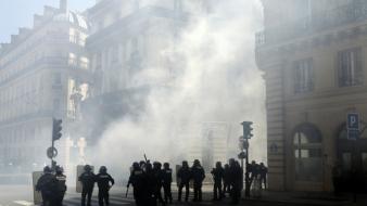 U Parizu protest za rešavanje pitanja osoba bez ličnih dokumenata
