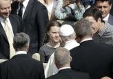 Greta Tunberg u Vatikanu širi svoju kampanju za zaštitu klime (VIDEO)