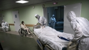 U Rusiji skoro 9.000 novih zaraženih korona virusom