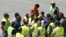 Deo portugalskih kamiondžija prekinuo štrajk
