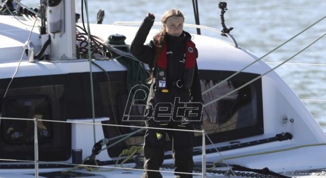 Aktivistkinja za klimu Greta Tunberg ličnost godine magazina Tajm