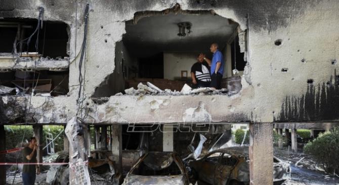 Raketiranje iz Gaze nastavljeno u zoru, Izrael proširio odmazdu (VIDEO)