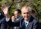 Ekonomska saradnja, ali i Kosovo, teme posete češkog predsednika Zemana Srbiji