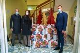 Kredi agrikol banka poklonila 1.000 paketića deci u vrtićima Beograda