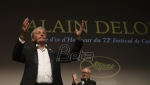 Alen Delon primio počasnu Zlatnu palmu Kanskog festivala