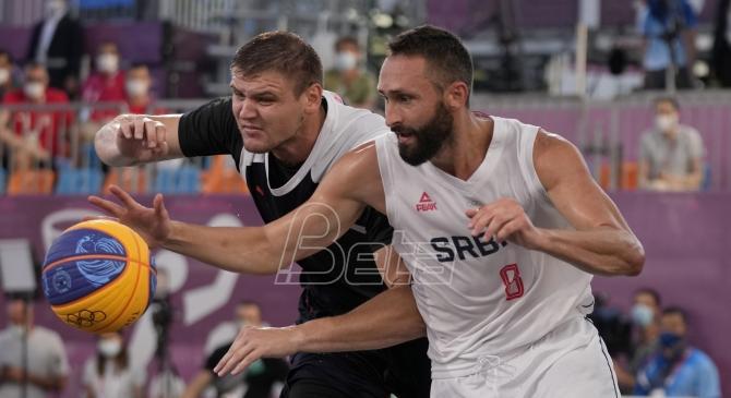Srpski basketaši osvojili bronzanu medalju na OI - 'Zadovoljni smo bronzom, ali i dalje žalimo zbog poraza u polufinalu'