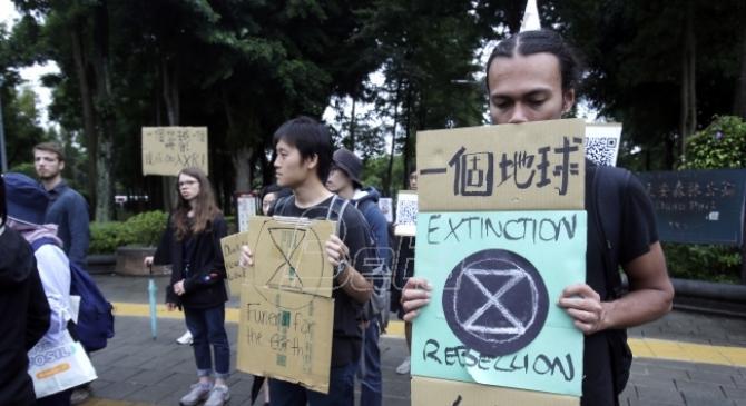 Masovni protesti širom sveta: Poziv na hitnu akciju protiv klimatskih promena