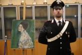 Slika slučajno pronadjena u Italiji jeste original Gustava Klimta (VIDEO)