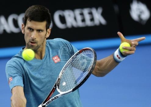 Petoro srpskih tenisera u četvrtak na Australijan openu