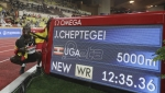 Oboren svetski rekord na 5.000 metara