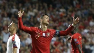 Ronaldo: Zaslužili smo pobedu, sudija mi je priznao grešku