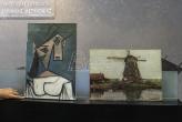 Pronadjena ukradena Pikasova slika biće izložena u Nacionalnoj galeriji u Atini (FOTO)