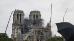 Olovo sa Notr Dama nije opasno po zdravlje Parižana