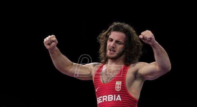 Datunašvili osvojio bronzu, doneo Srbiji šestu medalju u Tokiju - 'Hvala ti, Srbijo!'
