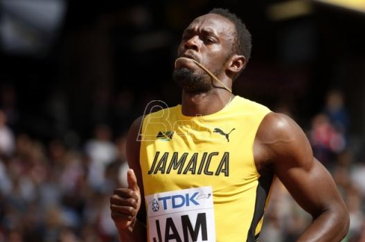 Bolt se povredio, Britancima zlato