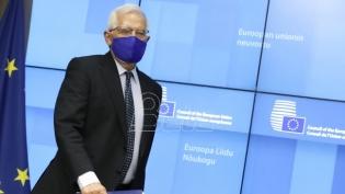 Šef diplomatije EU pozvao na prekid vatre izmedju Izraela i Palestinaca