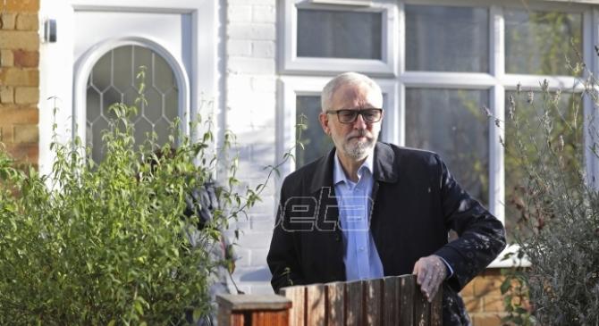 Korbin se izvinio zbog neuspeha Laburista na izborima