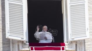 Papa Franja potresen zbog pretvaranja Aja Sofije u džamiju