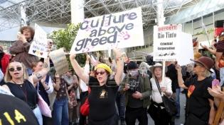 Još jedan rukovodilac firme Rio Tinto odlazi zbog uništavanja pećine Aboridžina