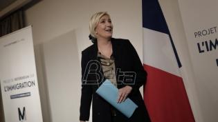 Marin Le Pen za uvodjenje termina nacionalni prioritet u Ustav Francuske