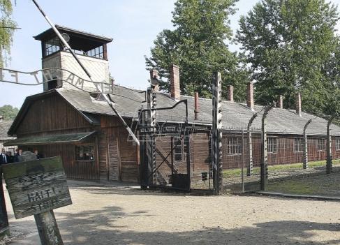 Poljske devojčice igrale se Hitlera i ubile miša u gasnoj komori