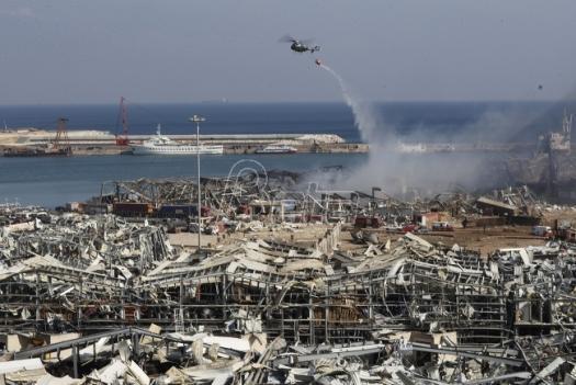 Izraelske bolnice nude da prime ranjene u eksploziji u Bejrutu