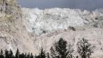 Glečer u italijanskom delu Monblana preti da se surva jer se topi