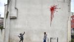 Vlasnici kuće zaštitili Benksijev mural koji je išaran