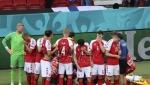 Uefa: Utakmica Danske i Finske ...