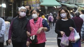 Tajvan stavlja u karantin 5.000 ljudi zbog dva slučaja zaraze