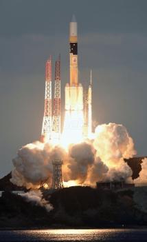 Japanska vojska lansirala prvi satelit za komunikacije