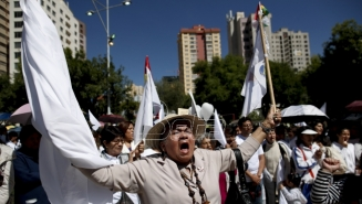 Prelazna bolivijska vlada navodi da se smiruju sukobi u zemlji