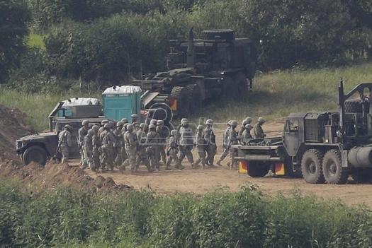 SAD i Južna Koreje počele zajedničke vojne vežbe