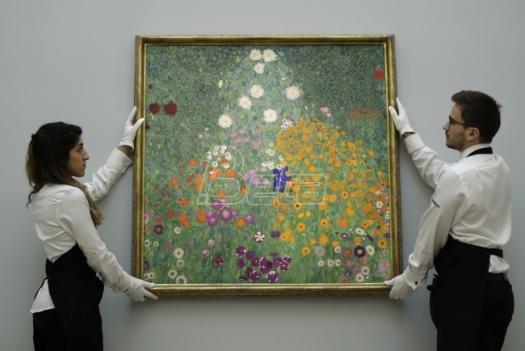 Slika Gustava Klimta prodata za 59 miliona dolara (VIDEO)