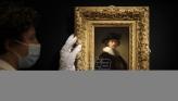 Rembrantov autoportret prodat za 18,7 miliona dolara na aukciji