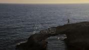 Vlasti Kipra presrele brod s 33 migranta