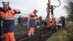 Danska počela gradnju ograde na granici s Nemačkom zbog svinjske groznice