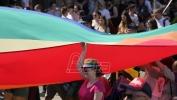 Hiljade ljudi u  Varšavi na 'Paradi ponosa'