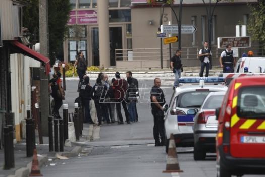 Podignute optužnice protiv uhapšenih zbog laboratorije eksploziva u Parizu