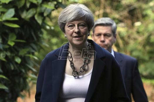 Britanska premijerka imenovala kabinet