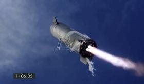 Prototip rakete Staršip uspeo da sleti na Zemlju, eksplodirao nekoliko minuta kasnije (VIDEO)