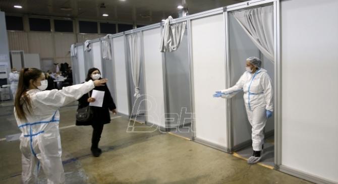 U Srbiji preminulo još 16 osoba od posledica infekcije, novozaraženih 4.157