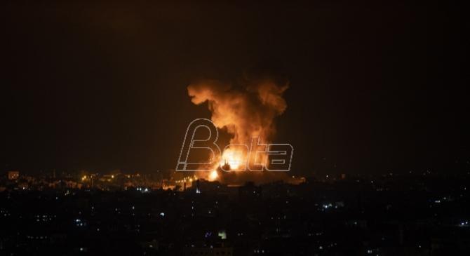 Izrael gadjao 130 ciljeva u pojasu Gaze kao odgovor na granatiranje Hamasa, mobiliše 5.000 rezervista (FOTO/VIDEO)