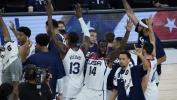Košarkaši SAD pobedili Španiju u poslednjoj proveri pred OI