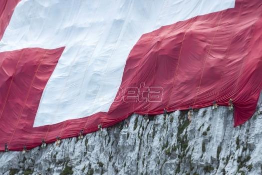 Švajcarska diskretno proslavila nacionalni praznik