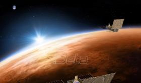NASA lansirala ka Marsu letelicu za geološka iskopavanja (VIDEO)
