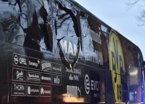 Uhapšen zbog napada na autobus Borusije