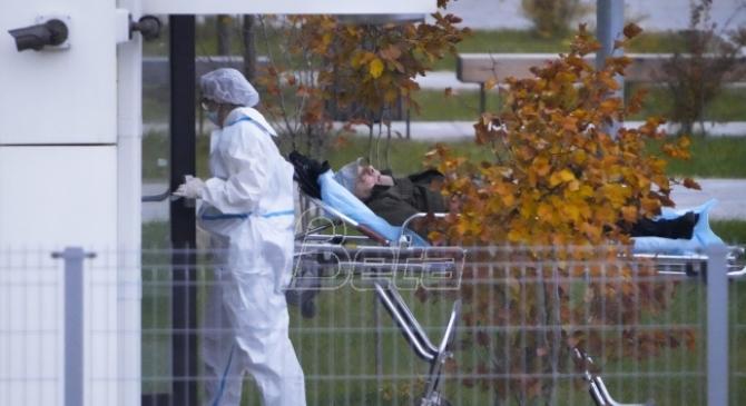 U Srbiji još 57 preminulih od posledica infekcije, novozaraženih 7.664