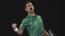 Novak Djoković u polufinalu AO