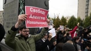Navaljni na meti novih optužbi (VIDEO)